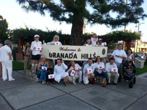 Granada Hills Peace Walk